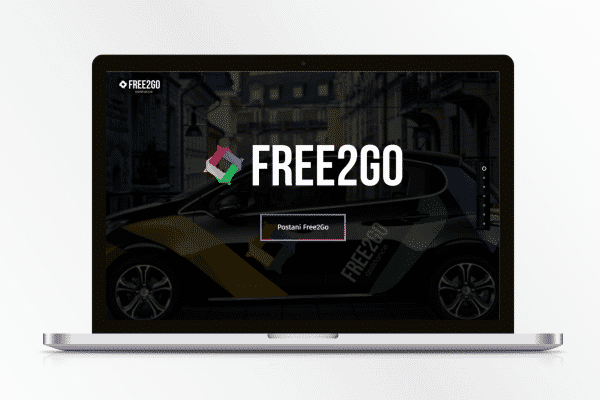 Free2Go servis web